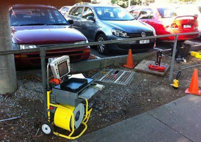 CCTV Tractor Camera in Use